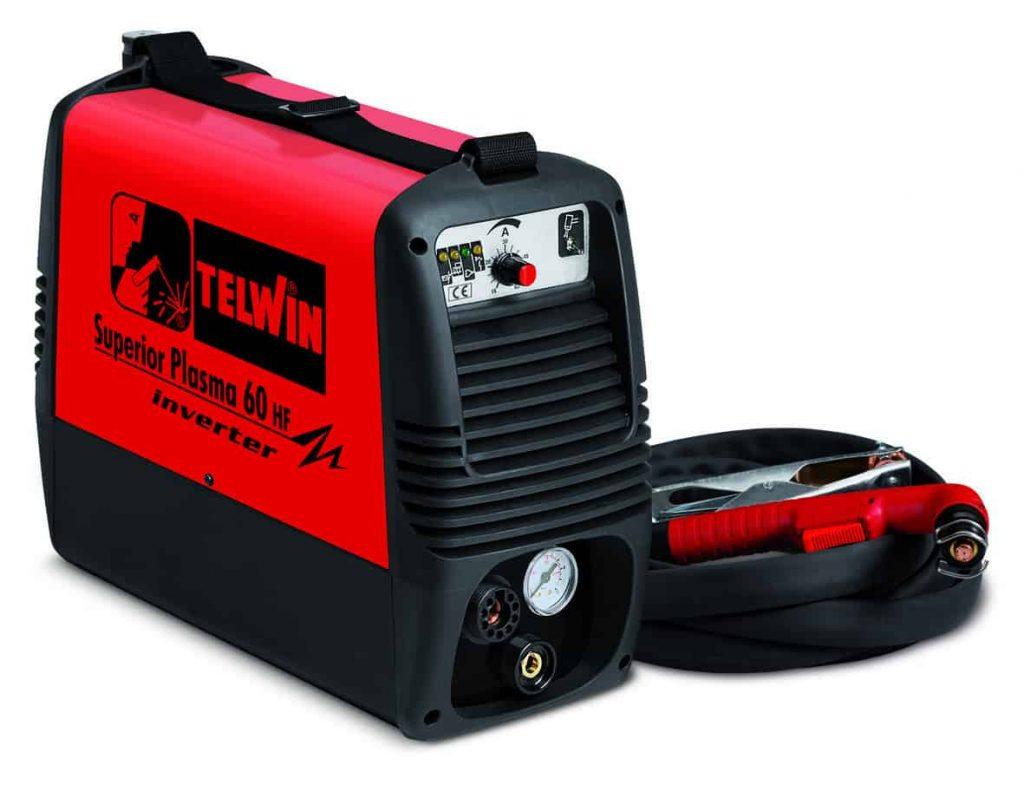 Аппарат плазменной резки SUPERIOR PLASMA 60 HF 400V