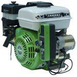 Двигатель AE-7D/P со шкивом/Aurora