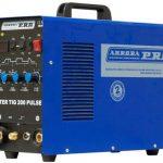 Инвертор для аргонно-дуговой сварки INTER TIG 200 PULSE Mosfet  (TIG 200m)Aurora-Pro