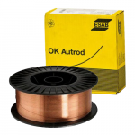 Проволока свар.ESAB ОК Autrod 12.51  д.1,0 мм (18 кг) омед