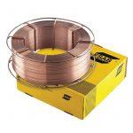 Проволока свар.ESAB СВ08Г2С д.1,0 мм (5 кг)