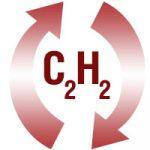 Ацетилен (заправка 5кг) МКЗ